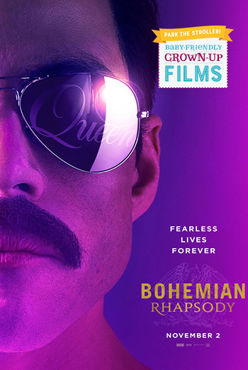 Bohemian Rhapsody (Park The Stroller) movie poster