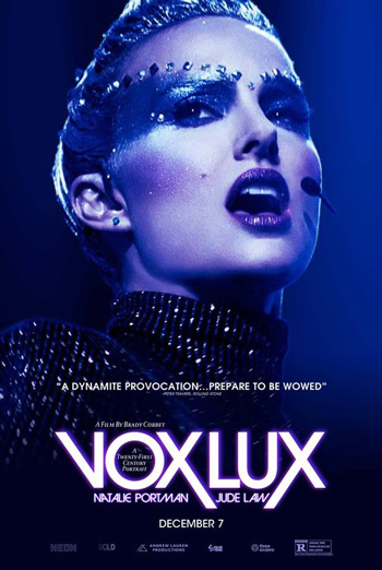 Vox Lux movie poster