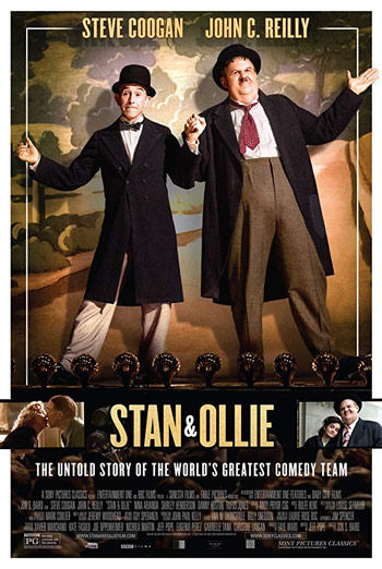 Stan & Ollie - in theatres 01/18/2019