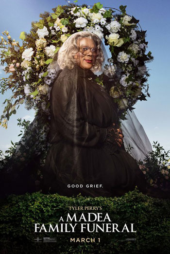 Tyler Perry's A Madea Family Funeral - in theatres 03/01/2019