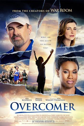 Overcomer - in theatres 08/23/2019