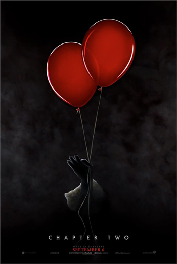 IT: Chapter 2 movie poster