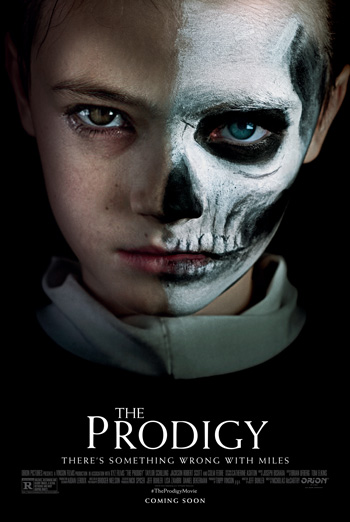 Prodigy, The movie poster