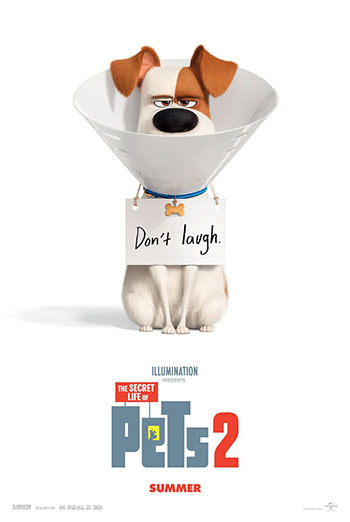 Secret Life Of Pets 2, The - in theatres 06/07/2019