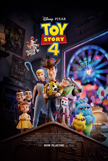Toy Story 4 - in theatres 06/21/2019