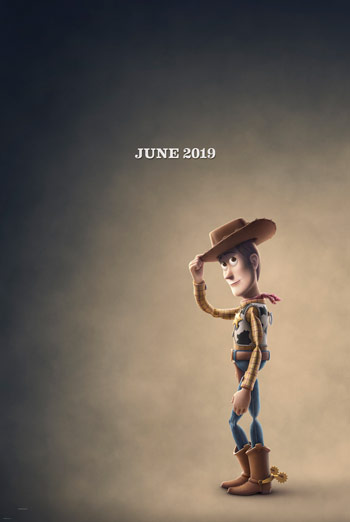 Toy Story 4 - in theatres soon