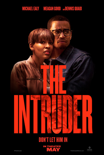 Intruder, The movie poster