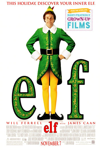 Elf (Park The Stroller) movie poster