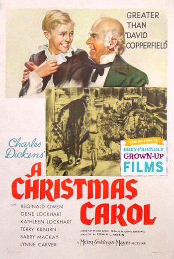 Christmas Carol, A (Park The Stroller) movie poster