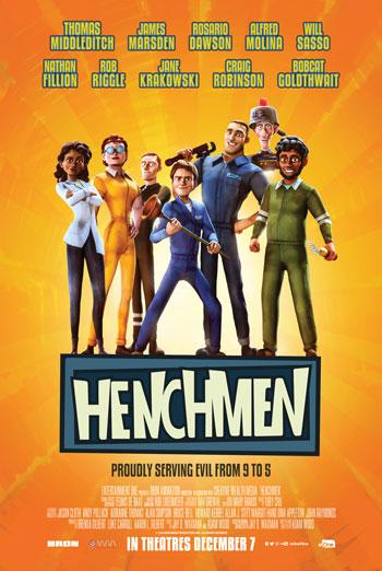 Henchmen - in theatres 12/07/2018