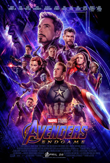 Avengers: Endgame movie poster
