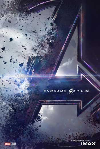 Avengers: Endgame (IMAX) - in theatres 04/26/2019