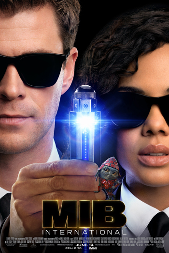 Men in Black: International - in theatres 06/14/2019
