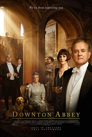 Downton Abbey - in theatres soon
