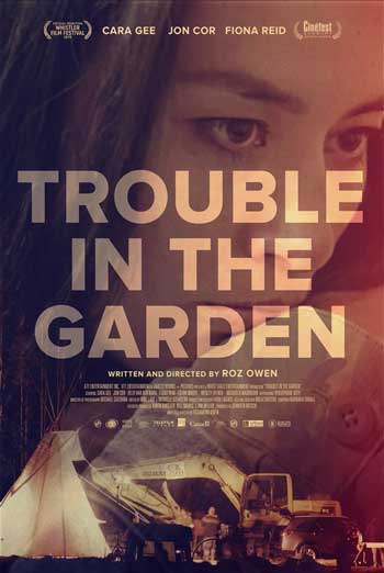 Trouble in the Garden movie poster