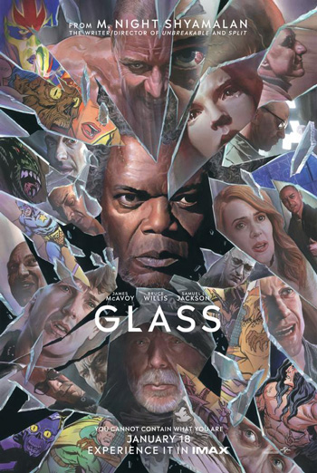Glass (IMAX) - in theatres 01/18/2019