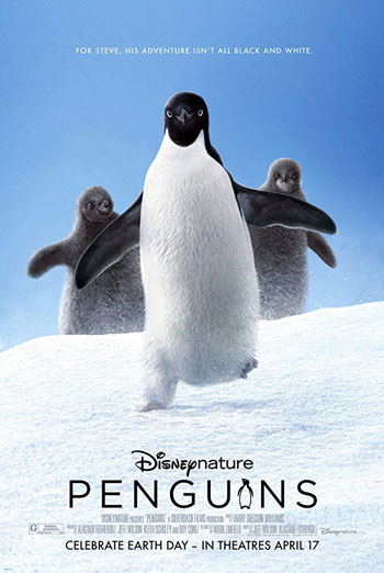 Penguins - in theatres 04/17/2019