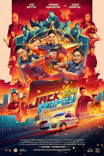 Jack Em Popoy (Filipino W/E.S.T.) movie poster