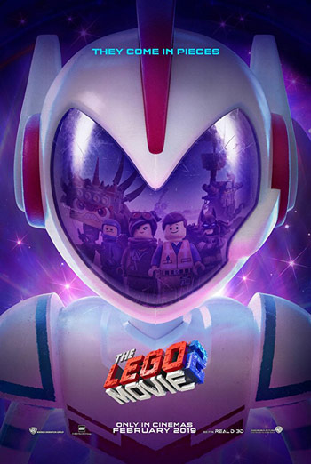 Lego Movie 2: The Second Part (Recliner Seat) movie poster