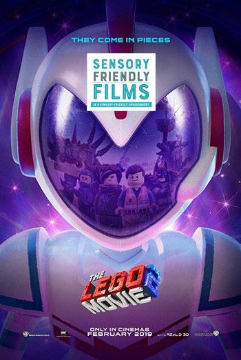 Lego Movie 2: The Second Part (Sensory) movie poster