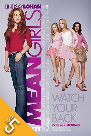Mean Girls - in theatres 04/30/2014