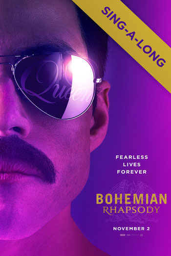 Bohemian Rhapsody (Sing-A-Long) movie poster