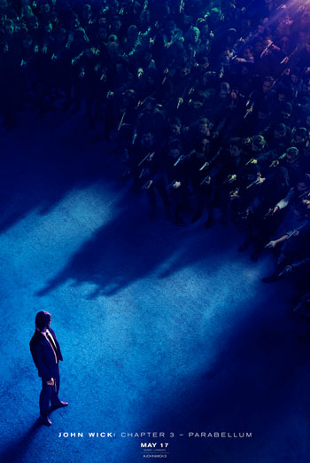 John Wick: Chapter 3 movie poster