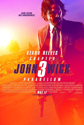 John Wick: Chapter 3 - in theatres soon