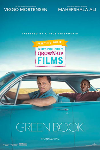 Green Book (Park the Stroller) movie poster