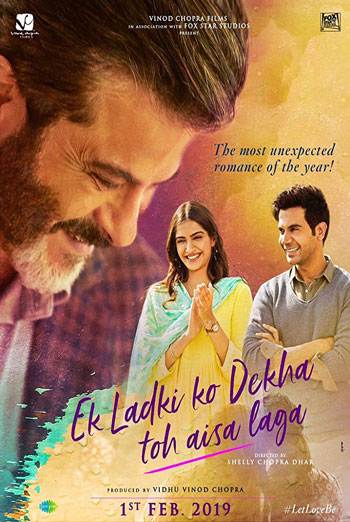 Ek Ladki Ko Dekha Toh Asia Laga(Hindi W/E.S.T.) movie poster