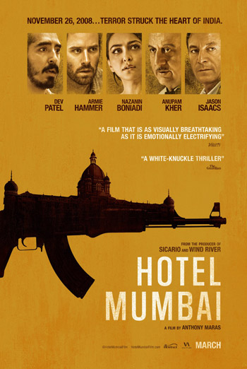 Hotel Mumbai - in theatres 03/29/2019