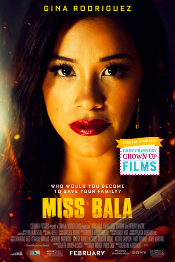 Miss Bala (Park the Stroller) movie poster