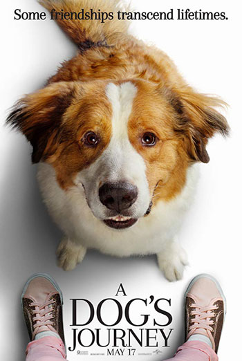 Dog's Journey, A movie poster