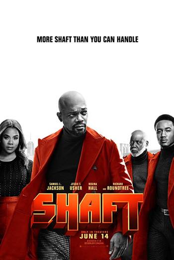 Shaft (2019) movie poster
