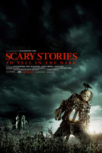Scary Stories To Tell In The Dark - in theatres 08/09/2019