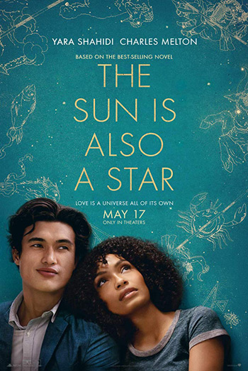 Sun Is Also A Star, The movie poster