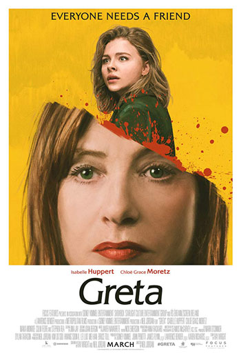 Greta - in theatres 03/01/2019