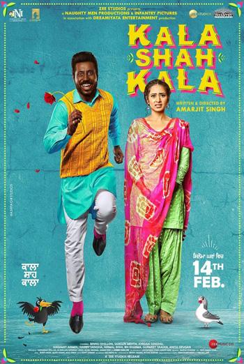 Kala Shah Kala (Punjabi W/E.S.T.) - in theatres 02/15/2019