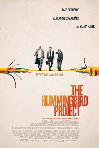 Hummingbird Project movie poster