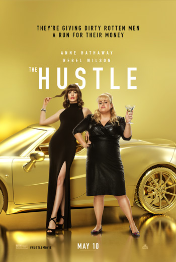 Hustle, The movie poster