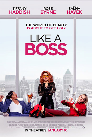 Like a Boss - in theatres 01/10/2020