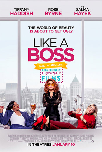 Like a Boss (Park the Stroller) movie poster