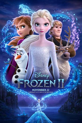 Frozen 2 - in theatres soon