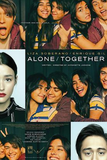 Alone / Together (Filipino W/E.S.T.) movie poster