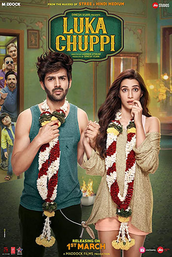 Luka Chuppi (Hindi) - in theatres 03/01/2019