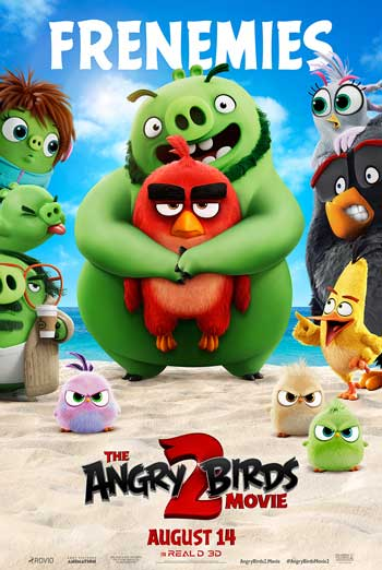 Angry Birds Movie 2 movie poster