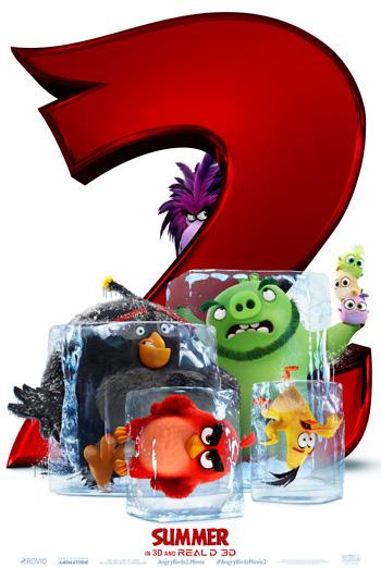 Angry Birds Movie 2 movie poster