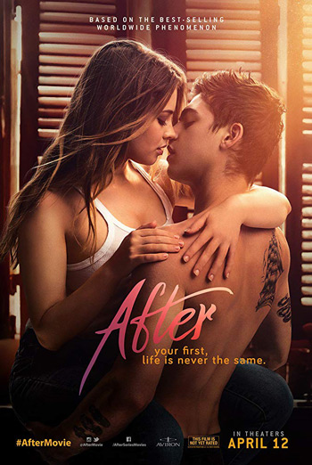 After - in theatres 04/12/2019
