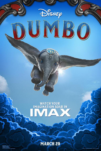 Dumbo (IMAX) movie poster