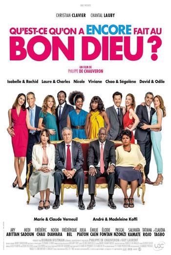 Qu'est-ce Qu'on Encore Fait Au Bon Dieu? (w EST) movie poster